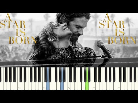 Lady Gaga – Shallow (A Star Is Born) – My Piano Tutorial