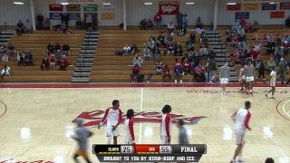 Women's Basketball CCC vs Cloud County