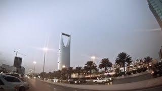 تايم لابس مدينة الرياض tme lapse riyadh city