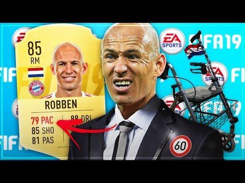 Fußballer WÜTEND über NEUE FIFA 19 Ratings! (Ronaldo, Robben & Neymar)
