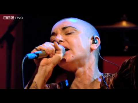 Sinead O'Connor - 4th and Vine, 2012-11-20 Later with Jools Holland