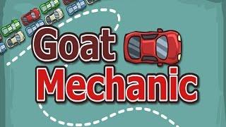 Goat Mechanic • Gameplay by Mopixie.com