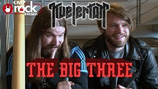 KVELERTAK - The Big Three