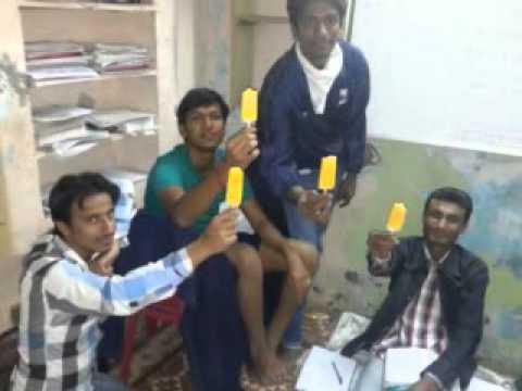 SSEC bhavnagar college life video of (E&C) 2k9-2k13 batch