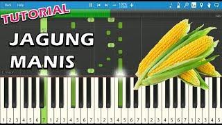 Lagu Jagung Manis Enak Rasanya (Piano Tutorial)