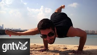 Ten crazy yoga postures that you probably can't do - GN Guides