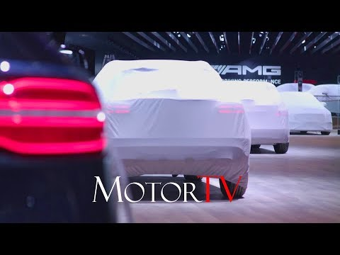 IAA 2017 PREVIEW: MERCEDES-BENZ AT FRANKFURT MOTOR SHOW  l Stand Walkaround
