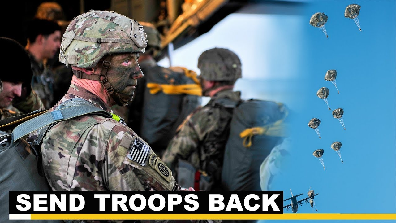 Sending troops back to the Middle East won't stop Iran