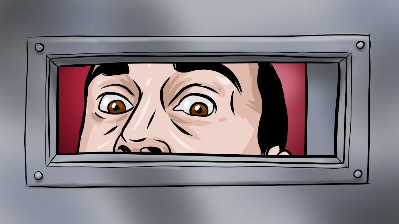 THE SECRET BASE Grand Theft Auto 5 line with Mr Sark