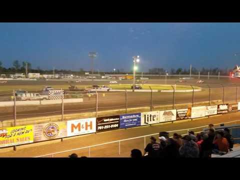 Jamestown Speedway - Wissota Street Feature, 5/13/17