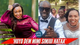 BETTY KYALO FINALLY CONGLATULATES DENNIS OKARI /OPENS UP ABOUT NAOMI JOY|BTG News