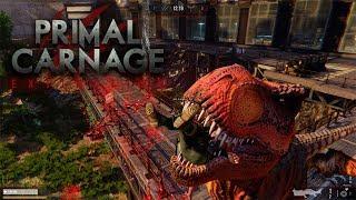 Primal Carnage: Extinction - Мир динозавров. Второе пришествие