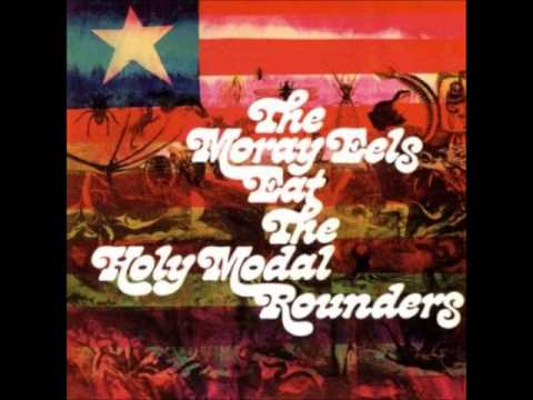 THE HOLY MODAL ROUNDERS - MOBILE LINE