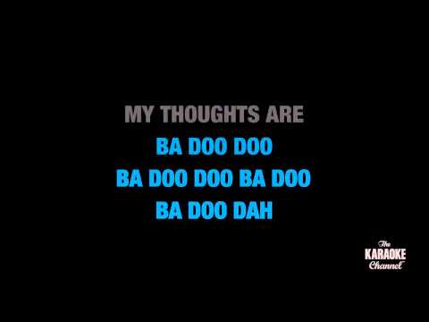 "September in the Style of ""Earth, Wind & Fire"" karaoke video with lyrics (no lead vocal)"