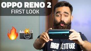 Oppo Reno 2 First Look: The One With Quad Rear Cameras and 20x Zoom