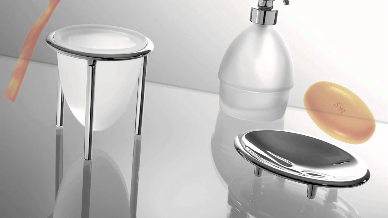 Arredo Bagno Khala Colombo Design - Manigliedesign.com