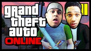 me and dashie bought a new house grand theft auto 5 online 11