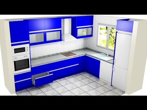 Programa de dise o de cocinas y muebles funnycat tv for Software para diseno de muebles y optimizacion de corte gratis