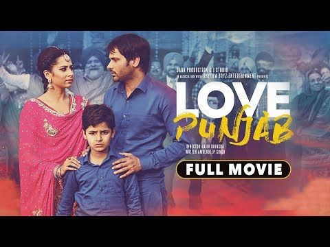 Love Punjab Full Movie (HD) | Amrinder Gill | Sargun Mehta |
