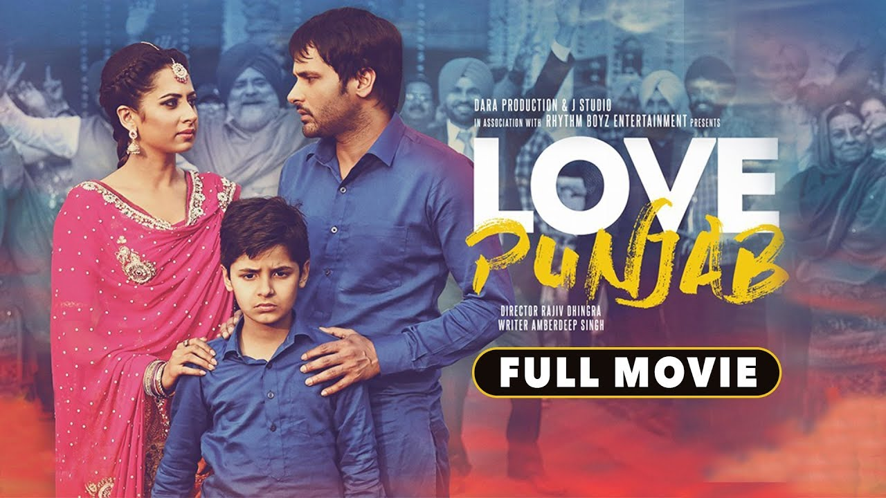 Download Love Punjab Full Movie (HD) | Amrinder Gill | Sargun Mehta | Superhit Punjabi Movies