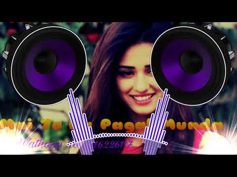 Mai To Hu Pagal Munda Tu..,Competison Bass..,DJ Krishna Raj Hi-tech Hallaur