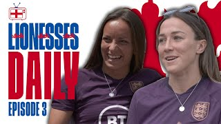 """""""We're Both Super Competitive!"""" 