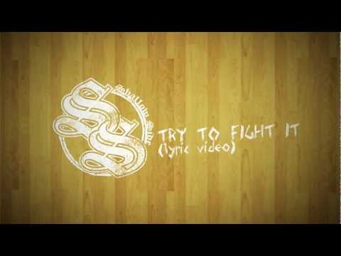 Shallow Side - Try to Fight It (Lyric Video)