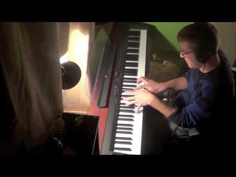 Happy Birthday for Advanced Piano