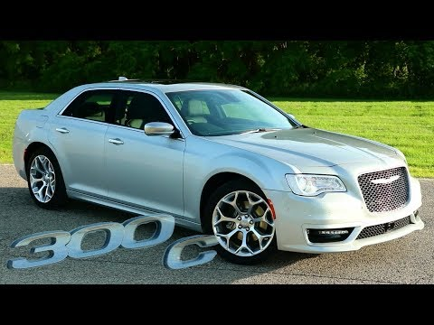 2020 Chrysler 300C (vs 2019 Model)