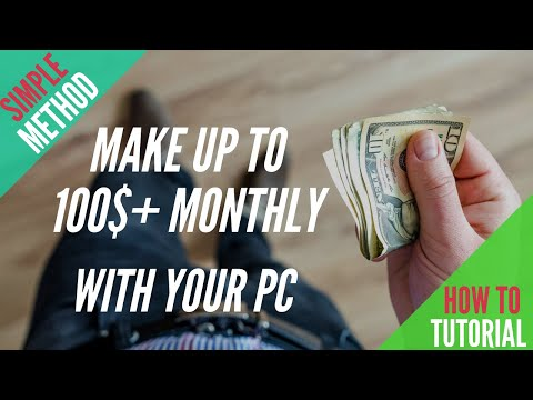 how-to-make-money-with-pc-power-up-to-100$+-monthly---make-money-online