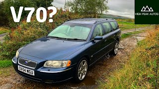 Should You Buy an Old VOLVO V70? (Test Drive & Review 2.4 SE Auto)