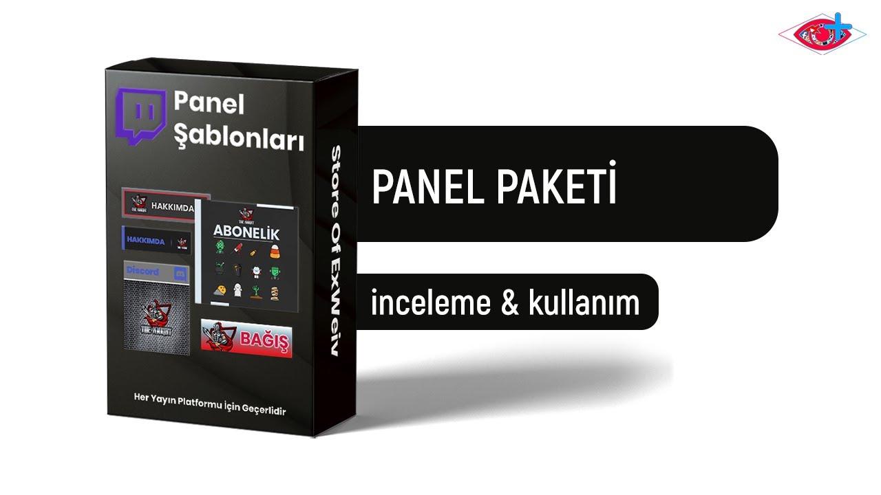 Yayıncılar İçin Panel Paketi İncelemesi