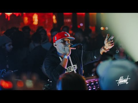 Altimet x Aman RA Live at Yedowh Premier Party 2018 [AKUDESIGN]
