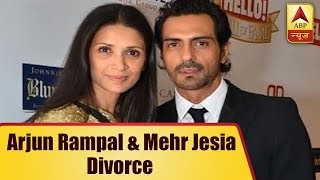 Arjun Rampal And Mehr Jesia Announce Their Separation | ABP News
