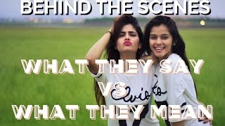 POSITIVE VIBES AND GOOD TIMES | Bloopers feat. Karishma Sharma