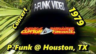 P-Funk @ Houston, TX 1979