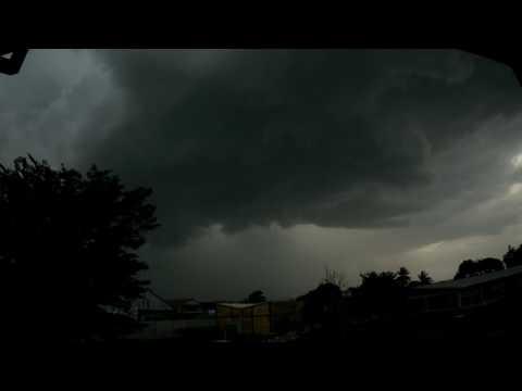 2016 11 05 Storm, Kinshasa