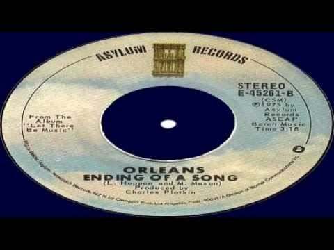 Orleans - Ending Of A Song ( + lyrics 1975)