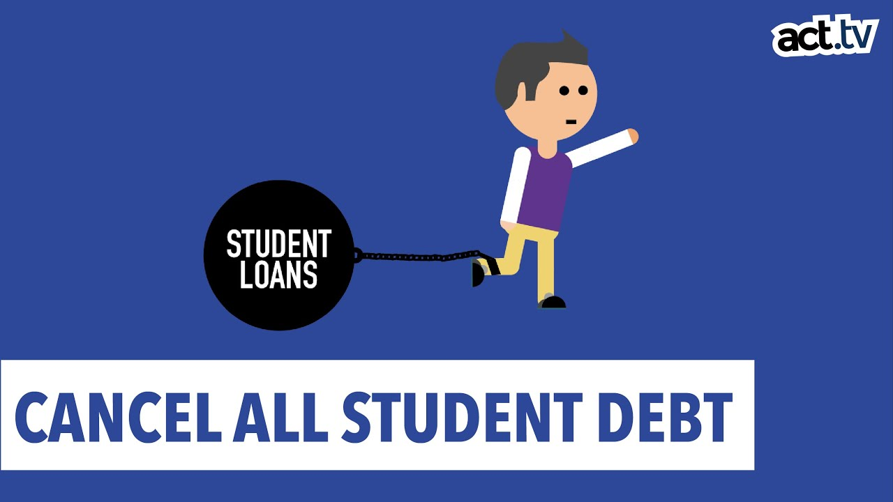 Why we should cancel all student loan debt