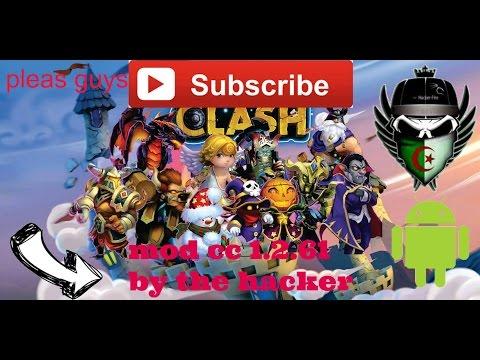 Castle Clash New Hack 1.2.61