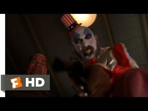 House of 1000 Corpses (1/10) Movie CLIP - I Hate Clowns (2003) HD