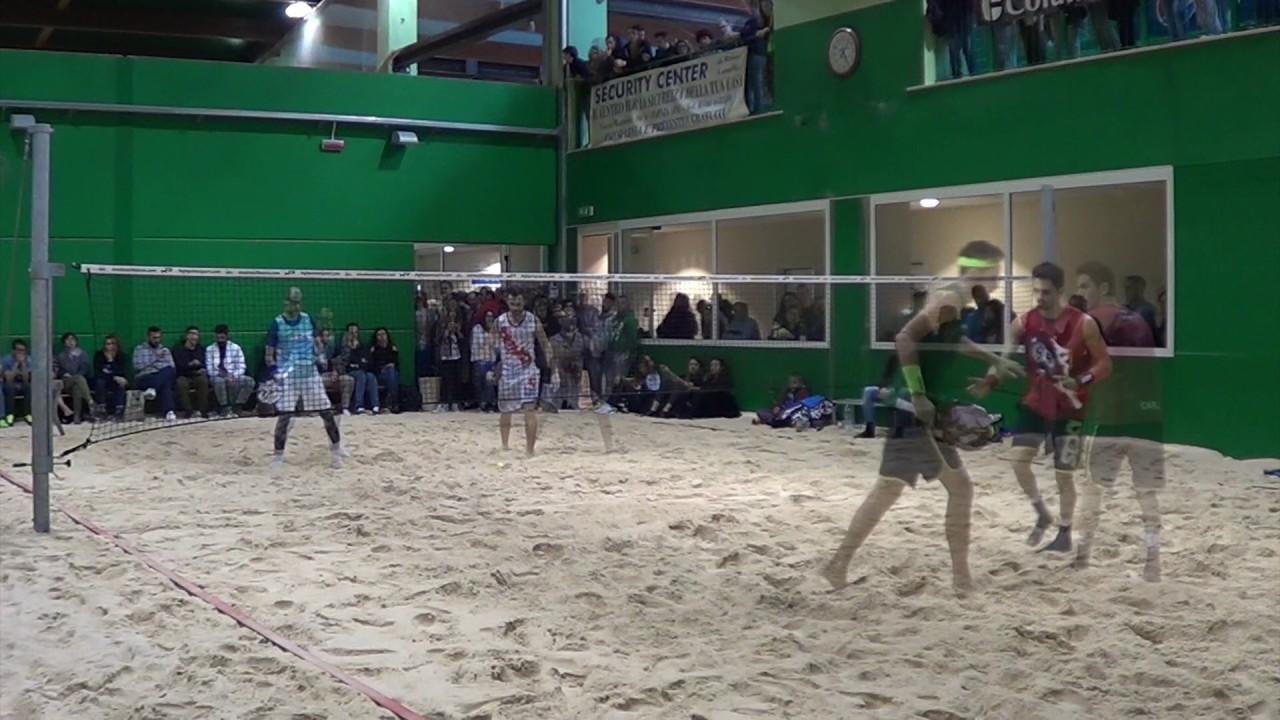 CARLI - CAPPELLETTI / ONETA - ROSSI   Beach Tennis Faenza 2017