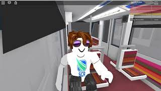[NO-CUT] Roblox Paris Metro Line 1 Testing Gameplay: Finding/fixing train bugs and riding trains!