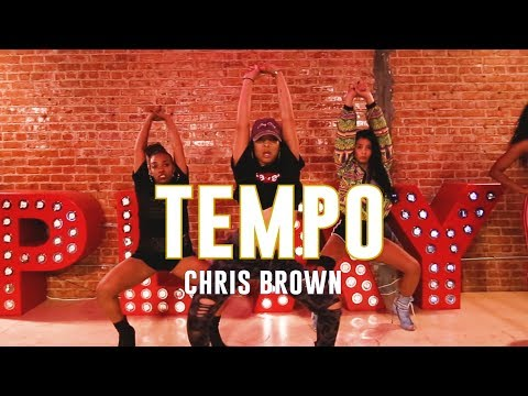Tempo | By Chris Brown | Choreography By Aliya Janell | Filmed By @TheTallieB And @alphadawgent