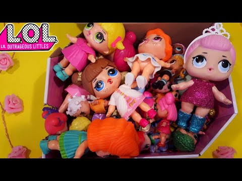 видео: КУКЛЫ lol - КИТАЙСКАЯ ПОДДЕЛКА и ОРИГИНАЛ 2 СЕРИИ Куклы ЛОЛ Новинка lol 2 series fake l.o.l.