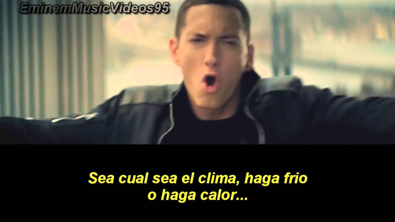 Eminem Not Afraid Traducida Y Subtitulada Al Español Hd