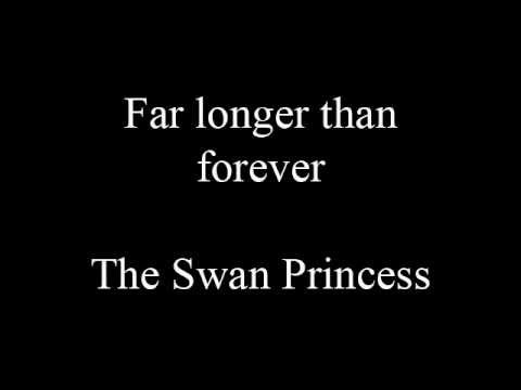 Far longer than forever - lyrics