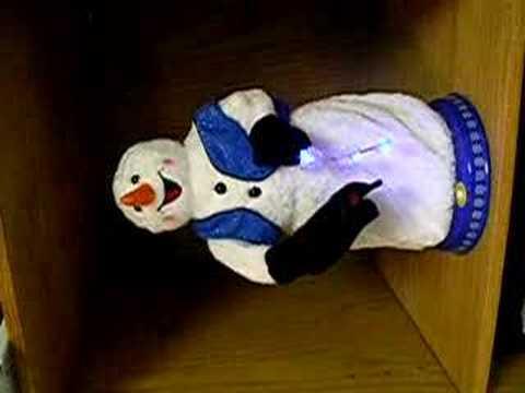 I'm Mr.White Christmas, I'm Mr.Snow - YouTube