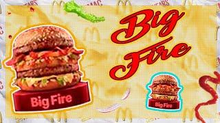 Baixar Experimentando: Big Fire - Novos Big do McDonald's   Colornicornio