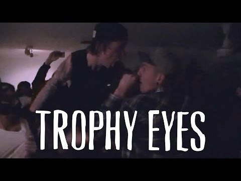 Trophy Eyes - White Curtains (Lyric Video)